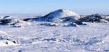Great Rift in winter