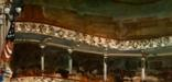 Interior Water Color of Ford's Theatre