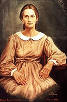 Nancy Hanks Lincoln, artist rendition