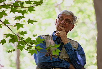 Dr. Edward O. Wilson - Photo: Beth Maynor Young