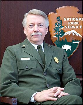 National Park Service Director Jon Jarvis