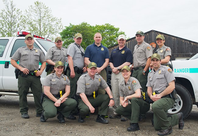 Law Enforcement Park Rangers