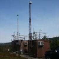 Acadia's air quality monitoring site