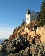 Bass Harbor Head Lighthouse small