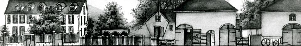 Image of the Old House at Peace field