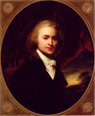 John Quincy Adams by John Singleton Copley