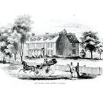 Old House around 1852