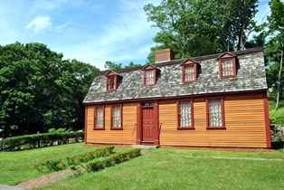 Abigail Adams Birthplace