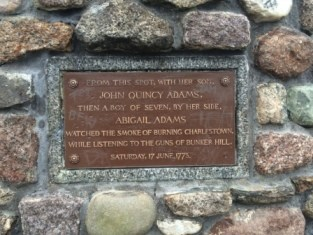 Text Describing the Cairn