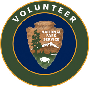 Volunteer in Parks Logo