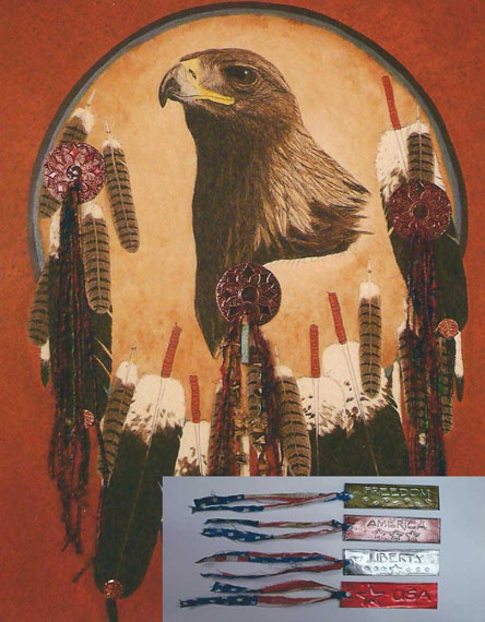 eagle-and-bookmarks