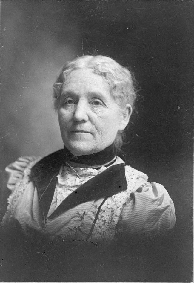 Mary Eliza Hutchinson Graham