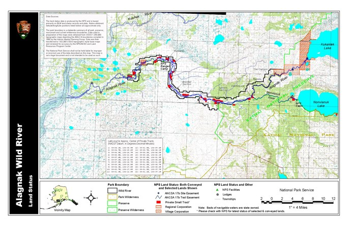 Alagnak-Wild-River-Land-Status-MAP