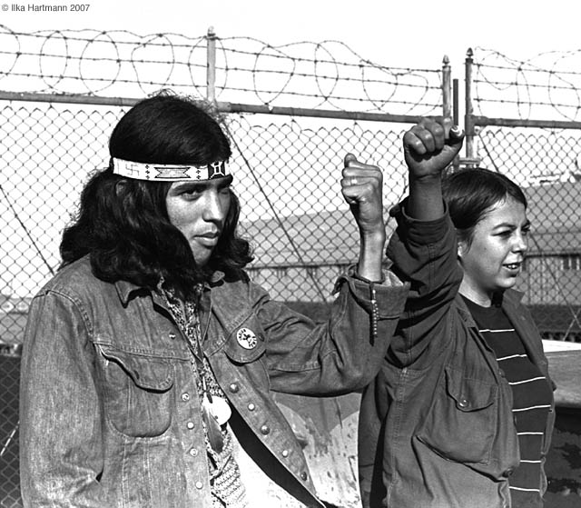 40th Anniversary of Indian Occupation of Alcatraz