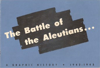 cover of Battle of the Aleutians; no significant images
