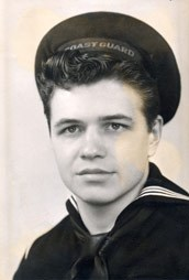 1940s era photo of young man in uniform