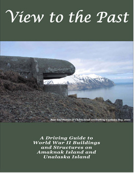 Cover page of the Amaknak and Unalaska driving guide