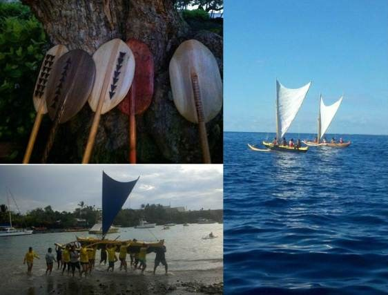 Na Pe`a youth sailing program