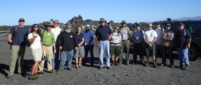 Kiholo-Puako trail project partners