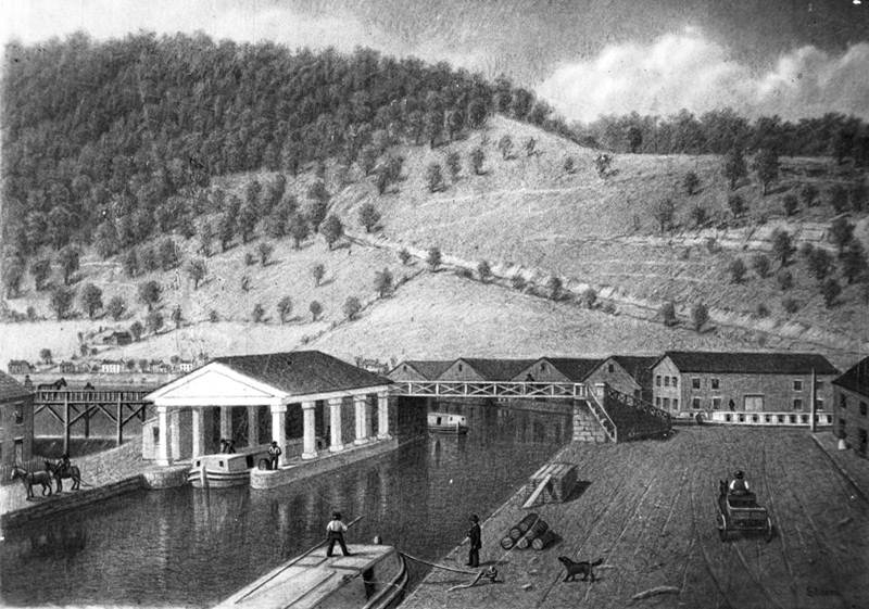 Johnstown Canal Basin