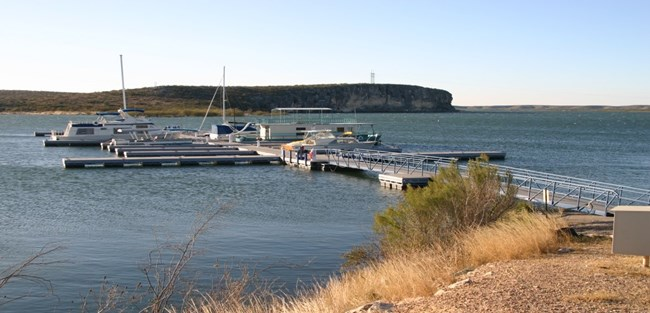 Rough Canyon Marina