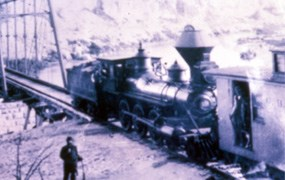 The Southern Transcontinental Railroad - Amistad National Recreation