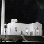Steam Plant at Night