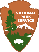 National Park Service arrowhead logo