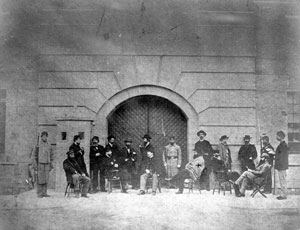 Preserving Places Of Captivity Civil War Prisons In The