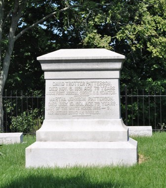 Martha and David marker