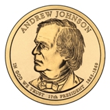 Andrew Johnson coin frontsmall