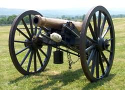 Artillery at Antietam - Antietam National Battlefield (U S  National