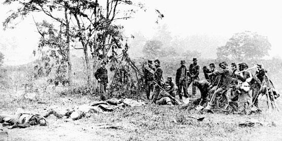 Battle of Antietam - Wikipedia