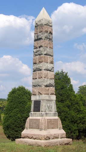 16th Connecticut Infantry Monument