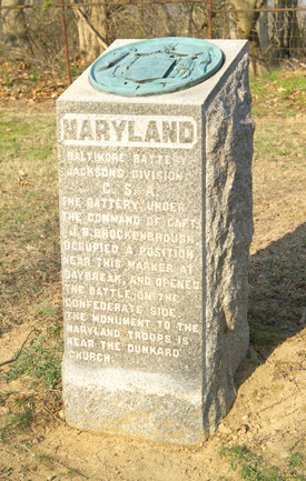 Baltimore Battery Monument