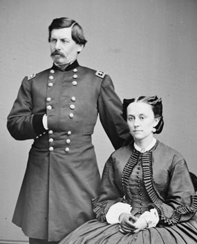 General George Mcclellan Battle Of Antietam