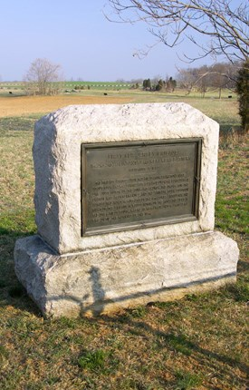 1st New Jersey Brigade Monument