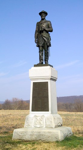 50th Pennsylvania Volunteer Infantry Monument