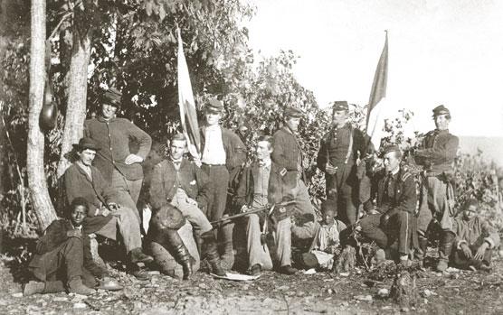 Battle of Antietam breaks out