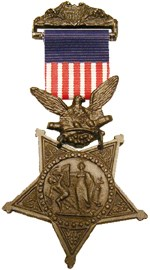 Civil War Medal of Honor