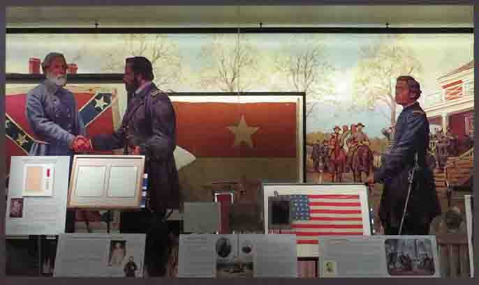Appomattox 150th Exhibit