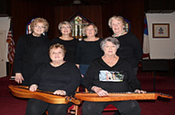 picture of the group, Dynamic Dulcimers