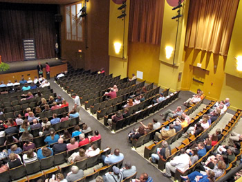 Jarman Auditorium at Longwood University