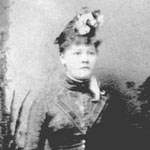 Anna Carlson of Michigan Island