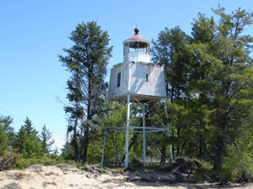 Long Island Chequamegon Light