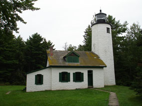 Old Michigan Light