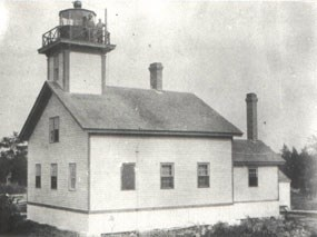 Old Long Island LaPointe Light