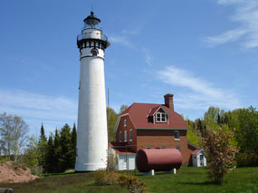 Outer Island Light Station