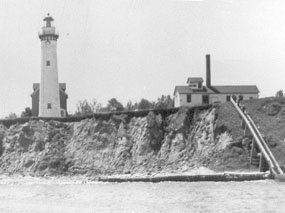 Outer Island Light Station circa 1910