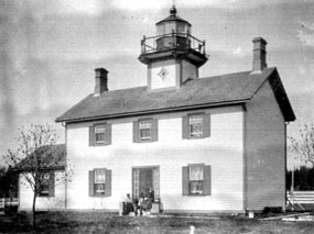 Old Raspberry Island Light
